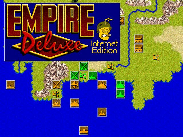 Empire Deluxe Internet Edition - The Classic Empire Deluxe Is Back
